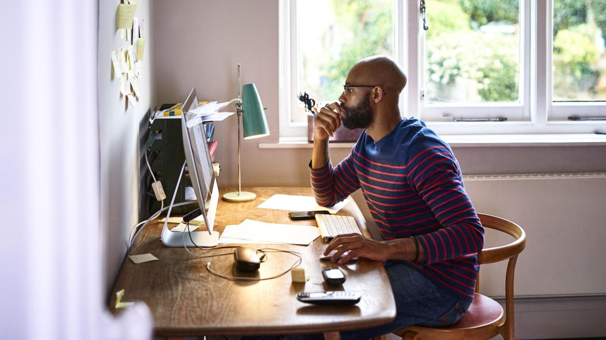 Tips for being Productive while working from home